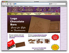 The Chocolate Shop